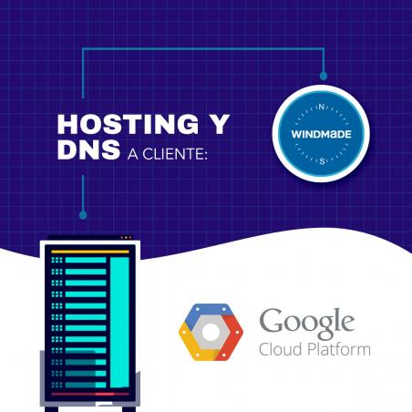 Servicios de Hosting y DNS Windmade Windmade - 1