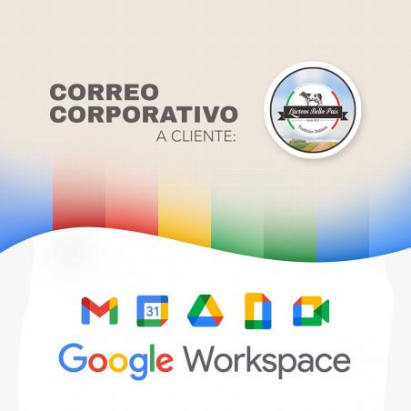 Correos corporativos Workspace Bp Lácteos BP Lácteos - 1